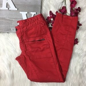 Free People Size 30 Jeans Skinny Stretch Ankle